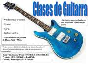 Clases de Guitarra de Rock, Blues, Metal, etc.-bernal Quilmes