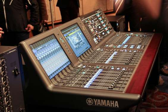 Equipos de audio y digitales mixers behringer yamaha soundcraft y otros