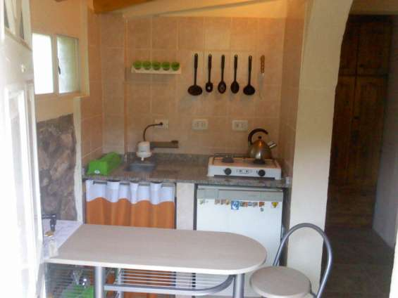 Monoambiente kitchenette