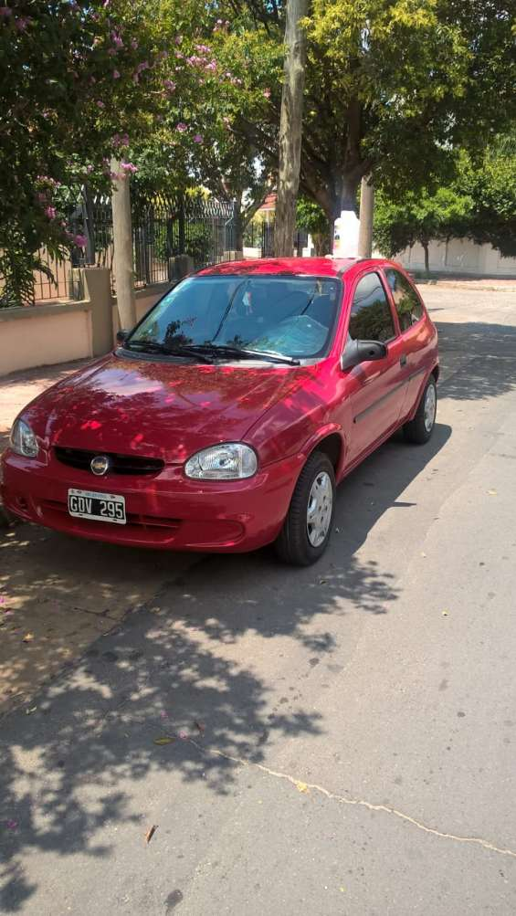 Corsa classic 2007 1.6 implecable